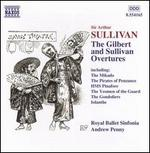 The Gilbert and Sullivan Overtures