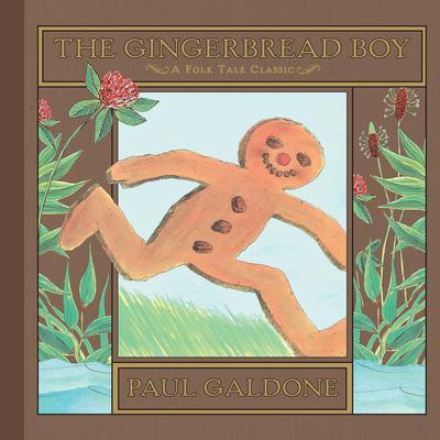 The Gingerbread Boy - Galdone, Paul