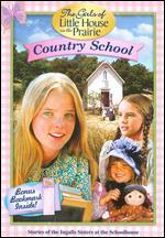 The Girls of Little House on the Prairie: Country School [Bonus Bookmark]