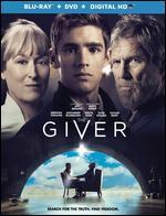 The Giver [2 Discs] [Includes Digital Copy] [Blu-ray/DVD]