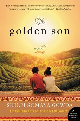 The Golden Son - Gowda, Shilpi Somaya
