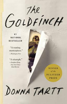 The Goldfinch: A Novel (Pulitzer Prize for Fiction) - Tartt, Donna