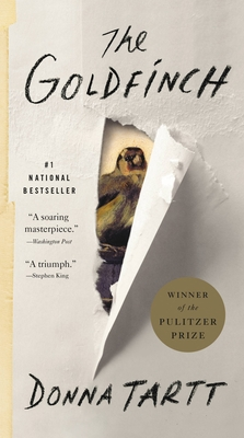 The Goldfinch - Tartt, Donna
