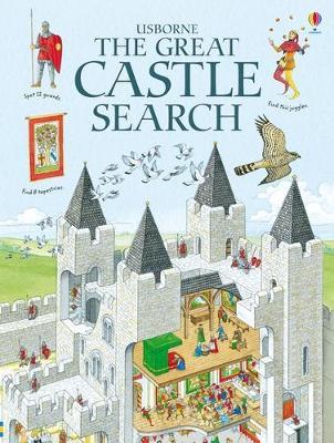The Great Castle Search - Bingham, Jane M.