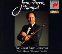 The Great Flute Concertos - Daniele Roi (harpsichord); Dorothy Linell (theorbo); Frantisek Posta (violone); Frantisek Slama (cello);...
