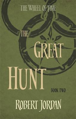 The Great Hunt - Jordan, Robert