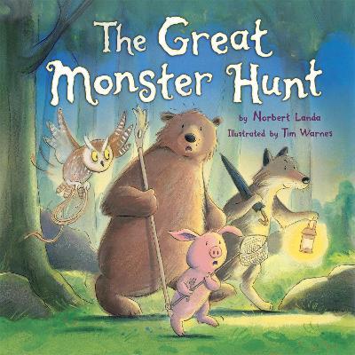 The Great Monster Hunt - Landa, Norbert