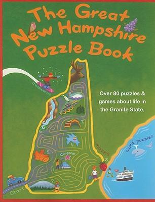 The Great New Hampshire Puzzle Book - Smolik, Jane Petrlik