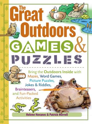 The Great Outdoors Games & Puzzles - Hovanec, Helene