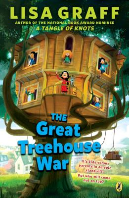 The Great Treehouse War - Graff, Lisa