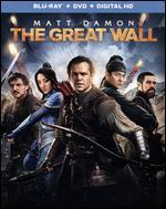 The Great Wall [Includes Digital Copy] [Blu-ray/DVD]