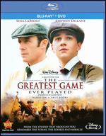 The Greatest Game Ever Played [Blu-Ray/DVD]