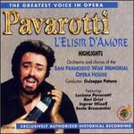 The Greatest Voice in Opera: Highlights from L'Elisir d'Amore