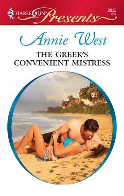 The Greek's Convenient Mistress - West, Annie