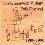 The Greenwich Village Folk Festival 1989-90