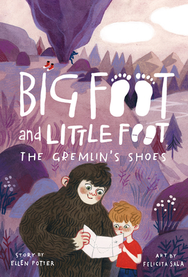 The Gremlin's Shoes (Big Foot and Little Foot #5) - Potter, Ellen