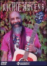 The Guitar Style of Richie Havens
