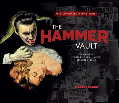 The Hammer Vault: Treasures from the Archive of Hammer Films - Hearn, Marcus
