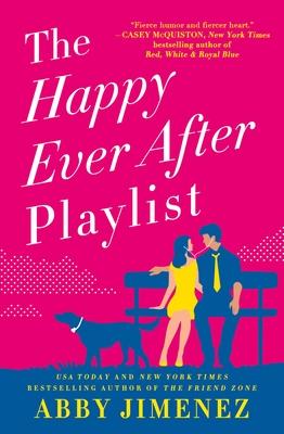 The Happy Ever After Playlist - Jimenez, Abby