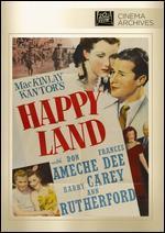 The Happy Land