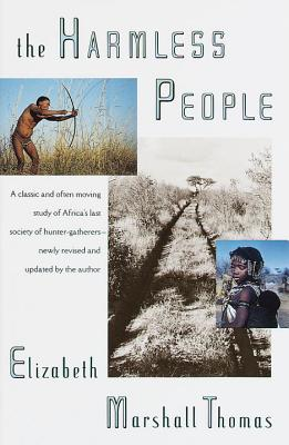 The Harmless People - Thomas, Elizabeth Marshall
