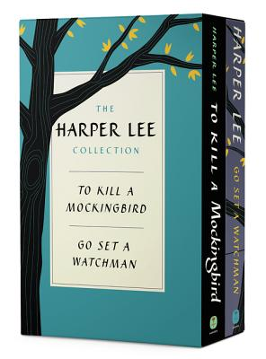The Harper Lee Collection: To Kill a Mockingbird + Go Set a Watchman (Dual Slipcased Edition) - Lee, Harper