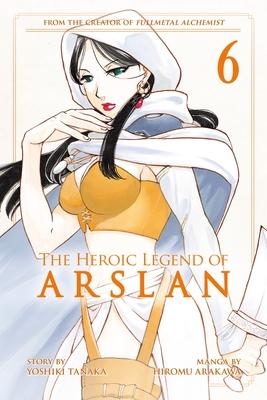 The Heroic Legend Of Arslan 6 - Tanaka, Yoshiki