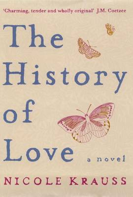 The History of Love - Krauss, Nicole