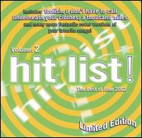 The Hit List!, Vol. 2: The Best of June 2002 - Various Artists