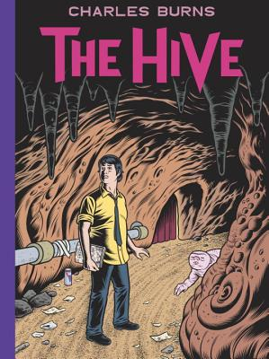 The Hive - Burns, Charles