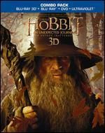 The Hobbit: An Unexpected Journey [Bilingual] [3D][Blu-ray/DVD]