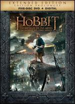 The Hobbit: The Battle of the Five Armies [Extended Edition] [5 Discs]