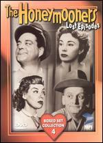 The Honeymooners: Lost Episodes - Boxed Set Collection 4 [4 Discs]