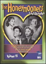 The Honeymooners: Lost Episodes, Vol. 15