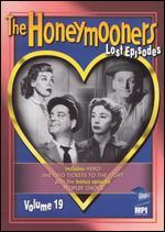 The Honeymooners: Lost Episodes, Vol. 19 - Frank Satenstein