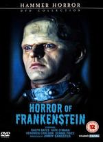 The Horror of Frankenstein - Jimmy Sangster