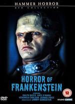 The Horror of Frankenstein - Jimmy Sangster