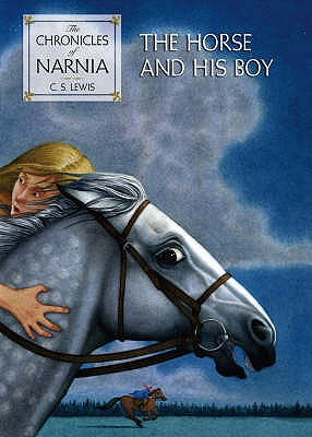 The Horse and His Boy - Lewis, C. S., and Wiesner, David (Cover design by)