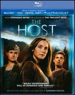 The Host [2 Discs] [Includes Digital Copy] [UltraViolet] [Blu-ray/DVD] - Andrew Niccol