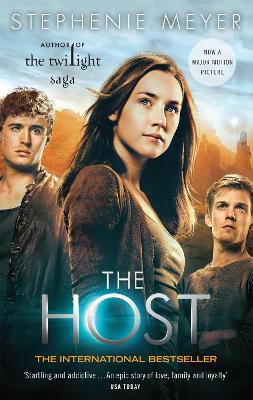 The Host Film Tie In - Meyer, Stephenie