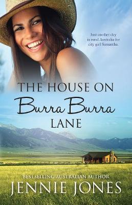 The House On Burra Burra Lane - Jones, Jennie
