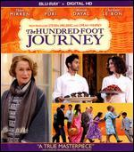 The Hundred-Foot Journey [Includes Digital Copy] [Blu-ray]