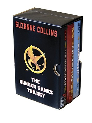 The Hunger Games Trilogy Boxed Set - Collins, Suzanne