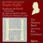 The Hyperion Haydn Edition: Symphonies 101 & 102/Windsor Castle Overture