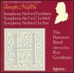 The Hyperion Haydn Edition: Symphonies 6, 7 & 8