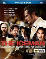 The Iceman [2 Discs] [Blu-ray/DVD] - Ariel Vromen