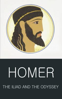The Iliad and the Odyssey - Homer, and Parker, Jan (Introduction by), and Chapman, George (Translated by)