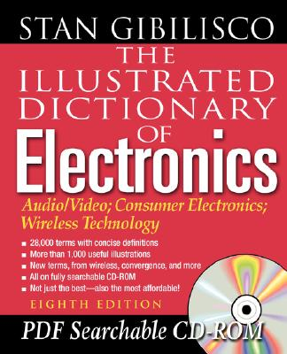 The Illustrated Dictionary of Electronics - Gibilisco, Stan