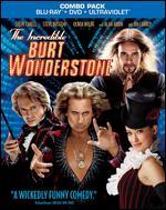 The Incredible Burt Wonderstone [2 Discs] [Includes Digital Copy] [UltraViolet] [Blu-ray/DVD] - Don Scardino