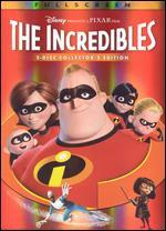 The Incredibles [P&S] [2 Discs]